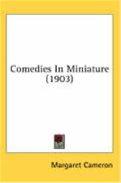 Comedies in Miniature (1903)