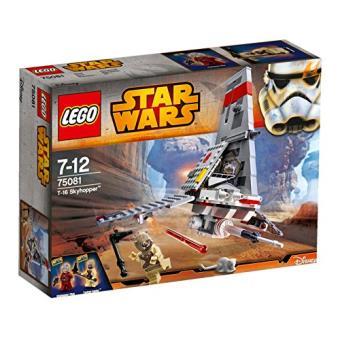 Lego star warstm - 75081 - jeu de construction - t -16 skyhopper
