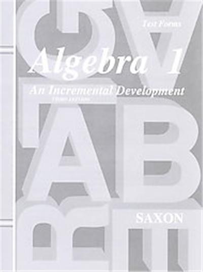 Algebra 1