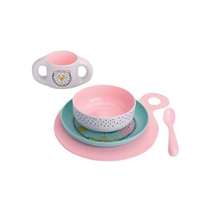Suavinex 3158373 learn to eat ménagère pour filles
