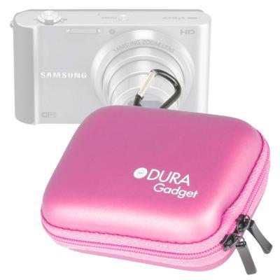 DURAGADGET étui rigide bleu pour Samsung Smart Camera ST90, ST95, ST93 & PL120