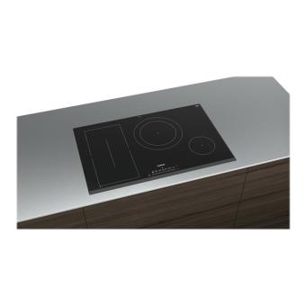 siemens iq500 ed851fsb1e table de cuisson induction 80 cm vitroc ramique avec avant. Black Bedroom Furniture Sets. Home Design Ideas