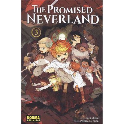 The Promised Neverland 3 [Livre en VO]
