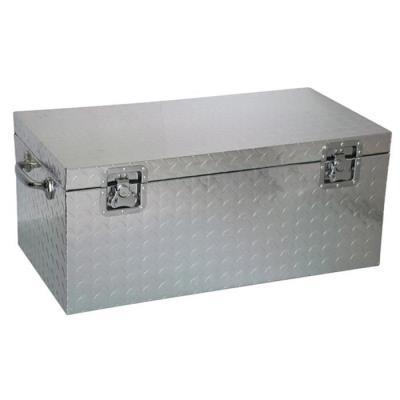 Brick Malle En Aluminium Vide 57X37X27Cm
