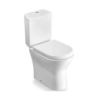 pack wc nexo de roca 3 6l sortie horizontale ou verticale installations salles de bain