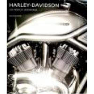 Harley- Davidson. Los Modelos Legendarios - SZYMEZAK, PASCAL