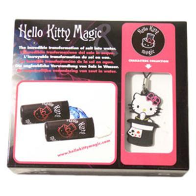 Hello Kitty Magic - L'incroyable Transformation du Sel en Eau