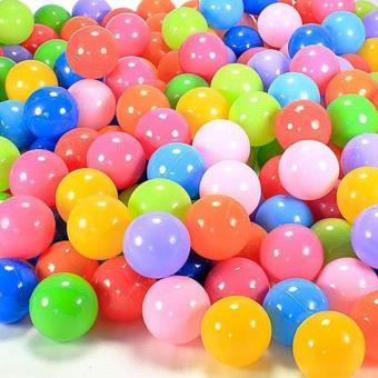 50 balles color es de jeu pour piscine jeux de balle. Black Bedroom Furniture Sets. Home Design Ideas