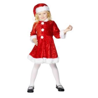 5ca4e90efaea8 Déguisement Mère Noël fille 7 à 9 ans - Déguisement enfant - Achat   prix