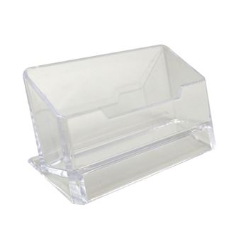 Porte Cartes De Visite Plexi Transparent Carte Top Prix
