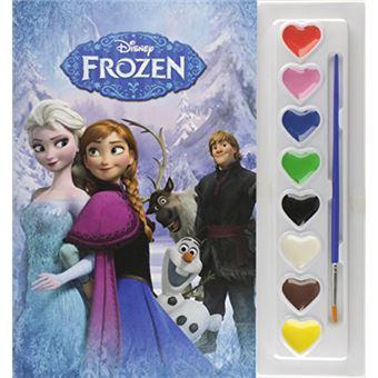 Disney - Miniaquarela - Frozen