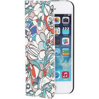 Paul Joe Floral Coque Clapet pour Apple iPhone 6 4 7 pouces The Kase