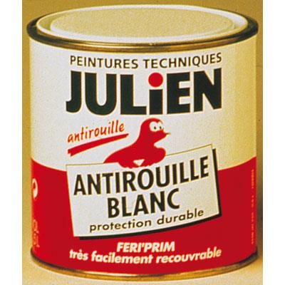 Antirouille - Blanc - 500 ml - JULIEN