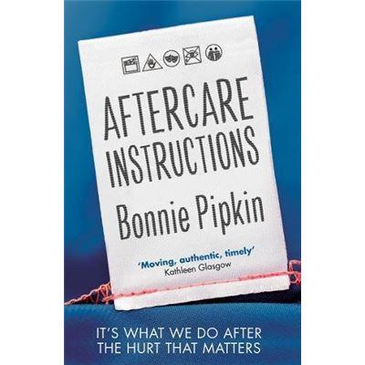 Aftercare Instructions - [Livre en VO]