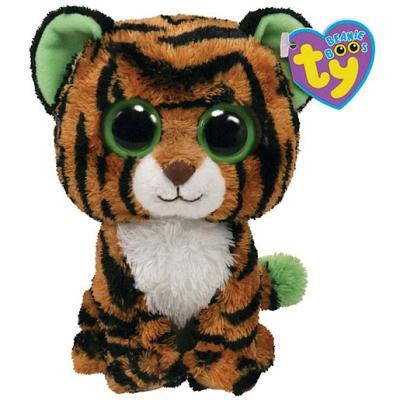 Ty – Beanie Boos – Stripes le Tigre – Peluche 14 cm