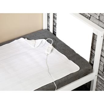 surmatelas chauffant pour lit simple 150 x 80 cm achat prix fnac. Black Bedroom Furniture Sets. Home Design Ideas