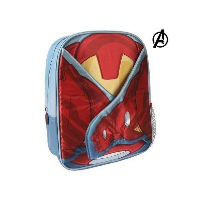 Sac à dos enfant 3D Ironman The Avengers 78445