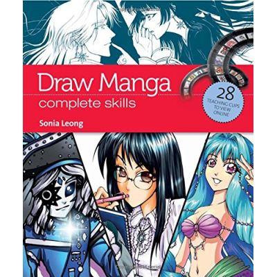 Draw Manga Sonia Leong