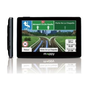 Mappy ULTI X585 CAMP - GPS navigator
