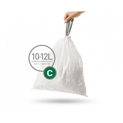 Sacs poubelle 10-12 L Simplehuman