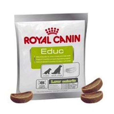 Biscuits royal canin pour chiens educ sachet 50 g