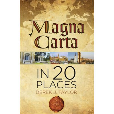 Magna Carta In 20 Places (Hardcover)