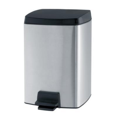 Brabantia 395642 poubelle de placard rectangulaire 10 l noir