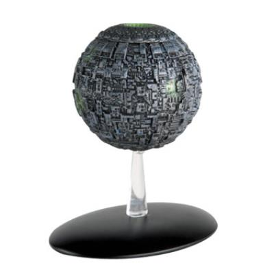 Eaglemoss Publications Ltd. - Star Trek Official Starships Collection #10 vaisseau Borg Sphere
