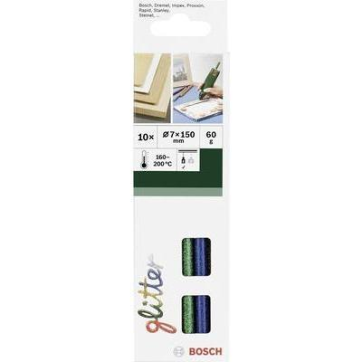 Bâtons De Colle à Chaud Glitter Bosch 2609256D31 10 Pc(S)