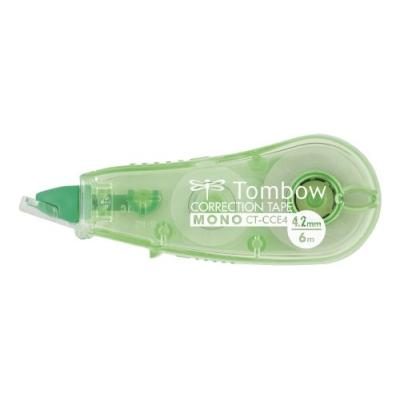Tombow roller correcteur jetable mono cce 4,2 mm x 6 m ct-cce4