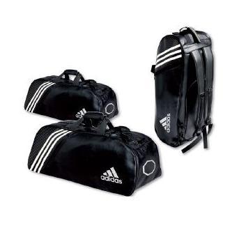 df6ff19095 Sac de sport PU adidas convertible en sac à dos MMA - taille : M -  Accessoires de sports de combat - Achat & prix | fnac