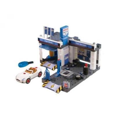 Klein - Garage - Bosch Service : Station de lavage