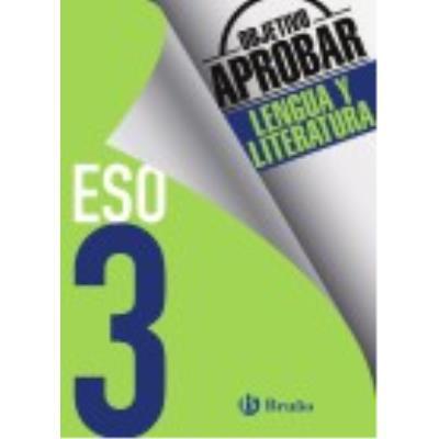 Objetivo Aprobar Lengua Y Literatura 3 Eso - Pizarro Pariente, Encarnación,Ramírez Ovelar, Juan Antonio,Ruiz López, Mª Soledad