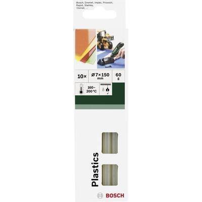 Bâtons De Colle Pour Le Plastique Bosch 2609256D32 Transparent 10 Pc(S)