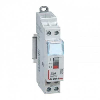 Contacteur Legrand Cx3 25A 2 Contacts Nf Bobine 24 Volts Ac - Cm