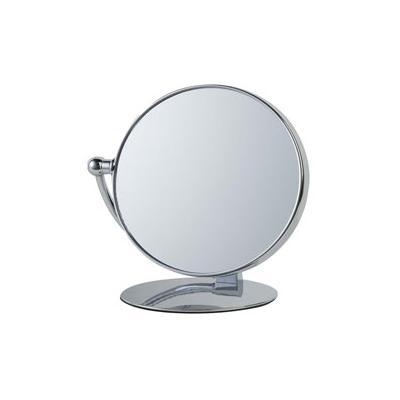Pradel miroir s/pied grossis.pivotant chrome