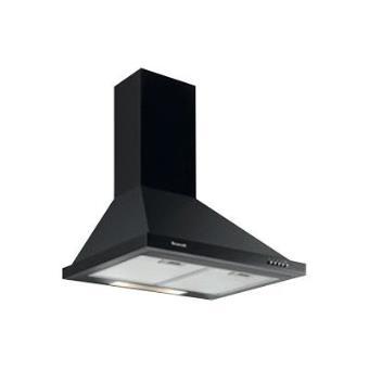 70€83 sur ndt AD1006B - hotte décorative - 60 cm - noir - Achat on