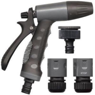 Aqua flow set 15 mm avec pistolet jet r�glable