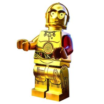 lego star wars the force awakens c 3po polybag 5002948 lego achat prix fnac. Black Bedroom Furniture Sets. Home Design Ideas