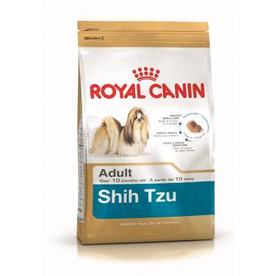 Croquettes royal canin shih tzu 24 adulte sac 1,5 kg