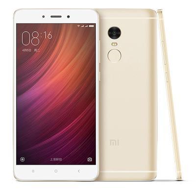 Smartphone XIAOMI Redmi Note 4 3Go 64Go Dual Sim Or