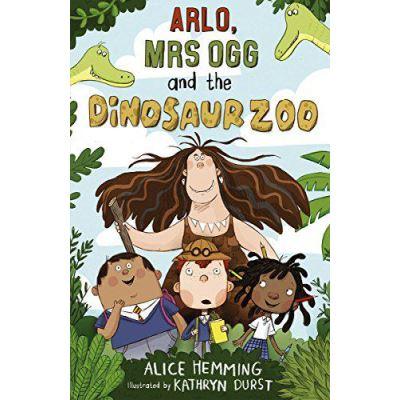 Arlo, Mrs Ogg and the Dinosaur Zoo - [Version Originale]