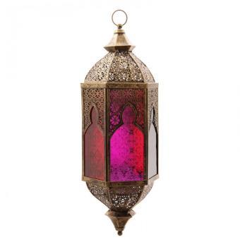 Lanterne Marocaine A Suspendre 48 Cm Achat Prix Fnac