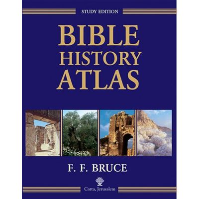 Bible History Atlas: Young Persons Study Edition - [Livre en VO]