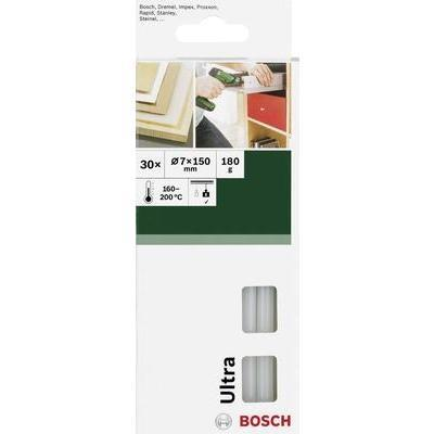 Bâtons De Colle à Chaud Ultra Bosch 2609256D29 Transparent (Laiteux) 30 Pc(S)