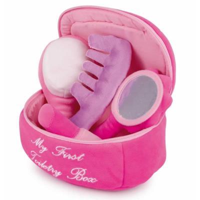 Peluche de la trousse de toilette avec accessoires Lilou