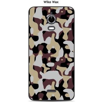Coque Wiko Wax Camouflage 2 Sable Etui Pour Telephone Mobile Achat Prix Fnac