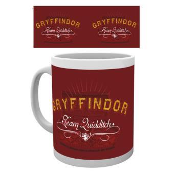 Ceramique Crest Harry Tasse Quidditch De Potter rhQdCst