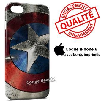 coque iphone 6 captain marvel