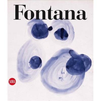 Lucio Fontana Catalogue Raisonne Of The Works On Paper /Anglais